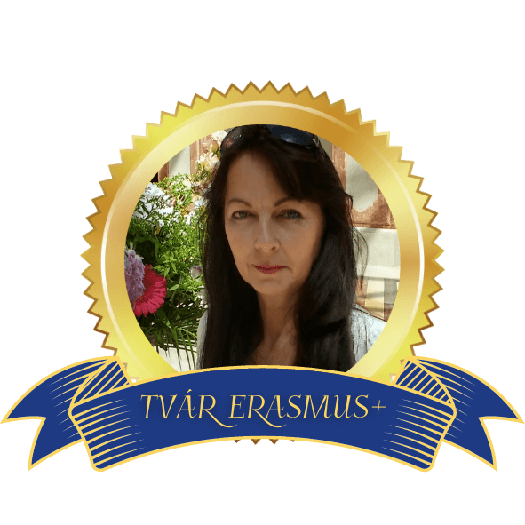 "Ocenenie ""Tvár Erasmus +"""